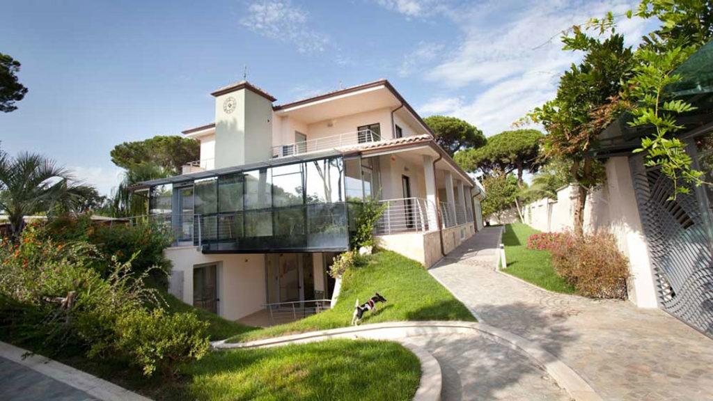 Villa cavalieri casa di riposo per anziani a roma for Case di riposo per anziani