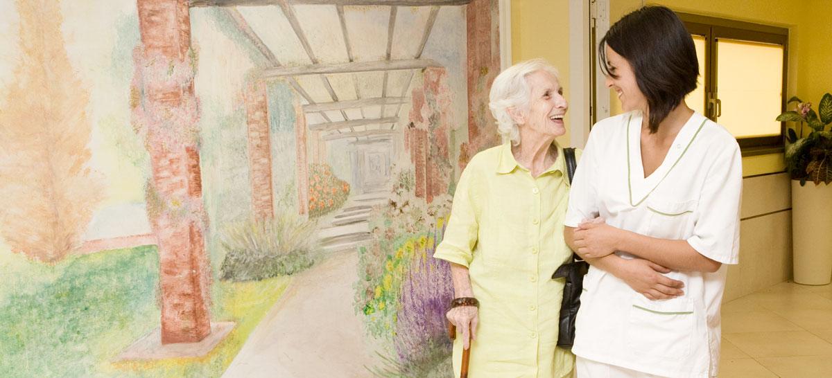 Villa Cavalieri - Casa di riposo per anziani a Roma